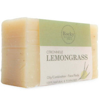 Rocky Mountain Soap Co. Lemongrass Bar Soap