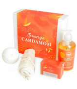Rocky Mountain Soap Co. Orange Cardamom Experience Gift Set