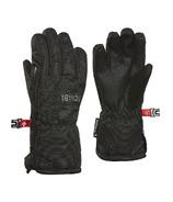 Kombi gants The Micro Peewee noir