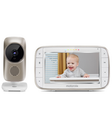 Motorola Video Baby Monitor with WiFi 5 Inch Screen