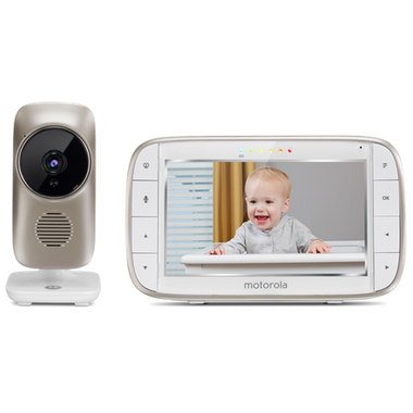 Motorola Video Baby Monitor with WiFi 5 Inch Screen