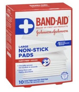 Band-Aid First Aid Non-Stick Pads