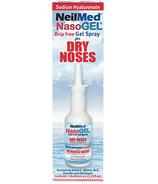 NeilMed NasoGel Drip Free Gel Spray for Dry Noses