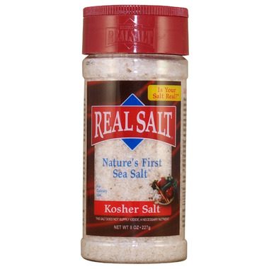 Redmond Real Salt Kosher Sea Salt Shaker