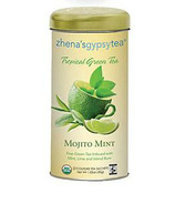 Zhena's Gypsy Tea Mojito Mint Tropical Green Tea