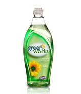 Green Works Natural Dishwashing Liquid