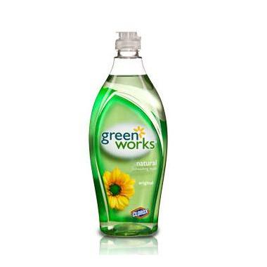 Green Works Natural Dishwashing Liquid