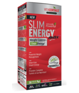 Nuvocare Health Sciences VitaCentials SlimEnergy