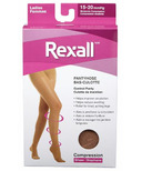 Rexall Ladies Control Panty Compression Pantyhose