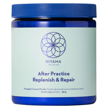 Niyama Yoga Wellness After Practice Replenish & Repair