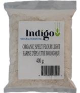 Indigo Natural Foods Organic Spelt Flour Light
