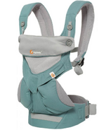 Ergobaby All Position 360 Cool Air Mesh Baby Carrier Icy Mint