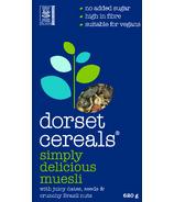 Muesli Simply Delicious de Dorset Cereals