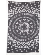 Tofino Towel The Radar Drek Gray Turkish Towel