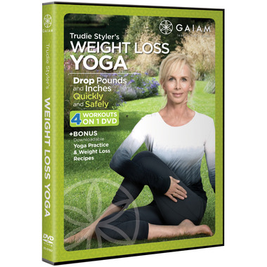 Trudie Styler\'s Weight Loss Yoga DVD