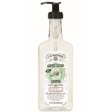J.R. Watkins Vanilla Mint Liquid Soap