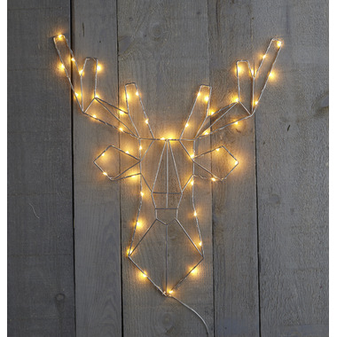 Harman Stag Hanging LED Light Clear