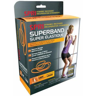 SPRI Dynamic Recover Superband