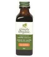Simply Organic Madagascar Vanilla Extract