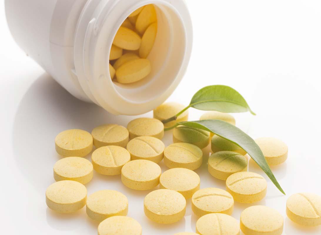 Vitamines et suppléments naturels