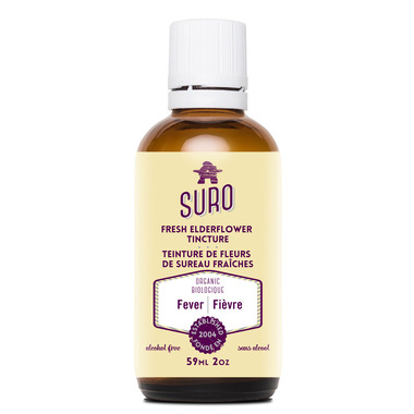 Suro Elder Flower Tincture