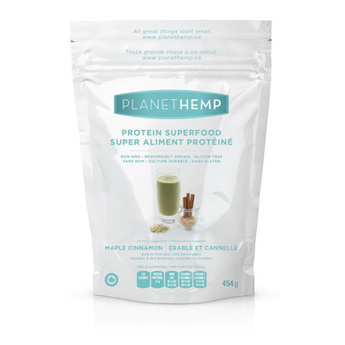Planet Hemp Protein Superfood