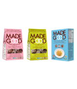 MadeGood Breakfast Essentials Fruity Vanilla Bundle