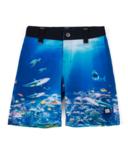 nano Boardshorts Tropic Blue