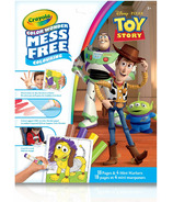 Crayola Color Wonder Mess Free Colouring Toy Story