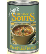 Amy's Organic Vegetable Barley Soup