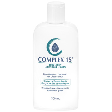 Complex 15 Body Lotion