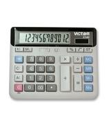 Victor 12 Digit Touch Desktop Calculator