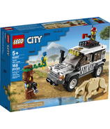 LEGO City Safari Off-Roader Building Kit