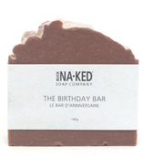 Buck Naked Soap Company The Birthday Bar