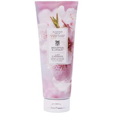 Brompton & Langley Almond Milk Luxurious Hand Body Cream