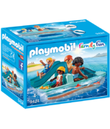 Playmobil Family Fun Paddle Boat