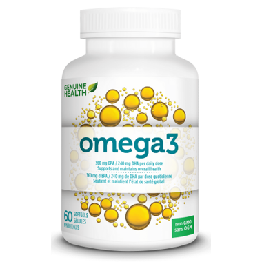 Genuine Health Omega3 by Well