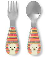 Skip Hop Zootensils Fork & Spoon Llama