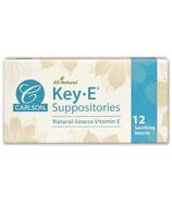 Carlson Suppléments de vitamine E Key-E