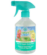 Nature Clean Fruit & Veggie Wash Spray