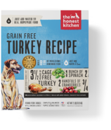 The Honest Kitchen Grain Free Turkey Dog Food Recipe