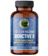 Pure Lab Vitamins Bioactive B Complex Slow Release