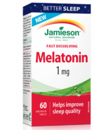 Jamieson Melatonin 1 mg Fast Melt
