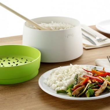 Lekue Rice and Grain Cooker