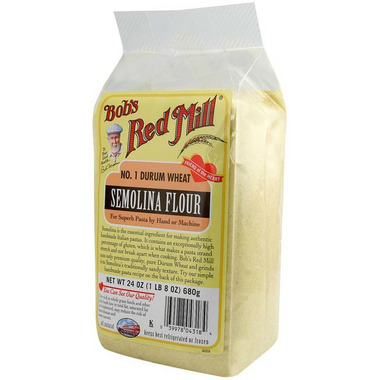 Bob\'s Red Mill Semolina
