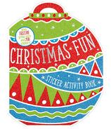 Make Believe Ideas livre d'activité d'autocollants amusants de Noël