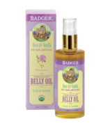Badger Mom Care Pregnant Belly Oil