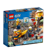 LEGO City Mining Team