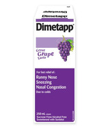 Dimetapp Cold Grape