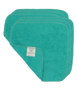 Mother ease Cotton Baby Wipes Aqua